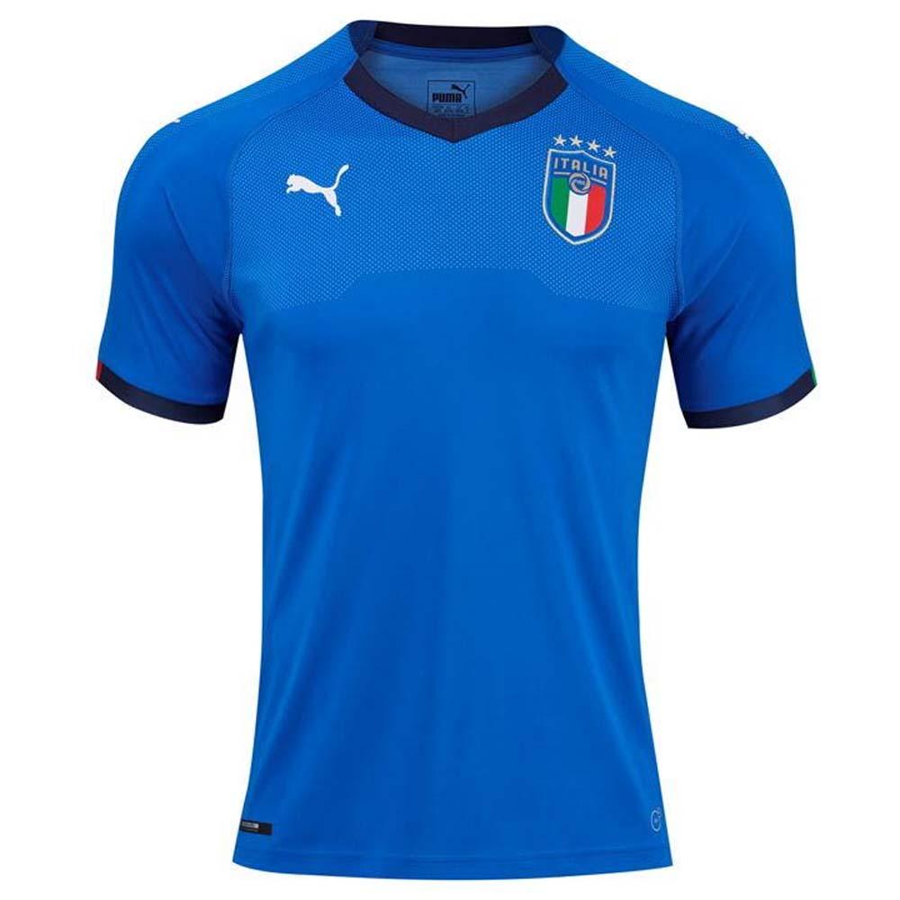 1eca08d99ea 2018-2019 Italy Home Puma Football Shirt  75228101  - Uksoccershop