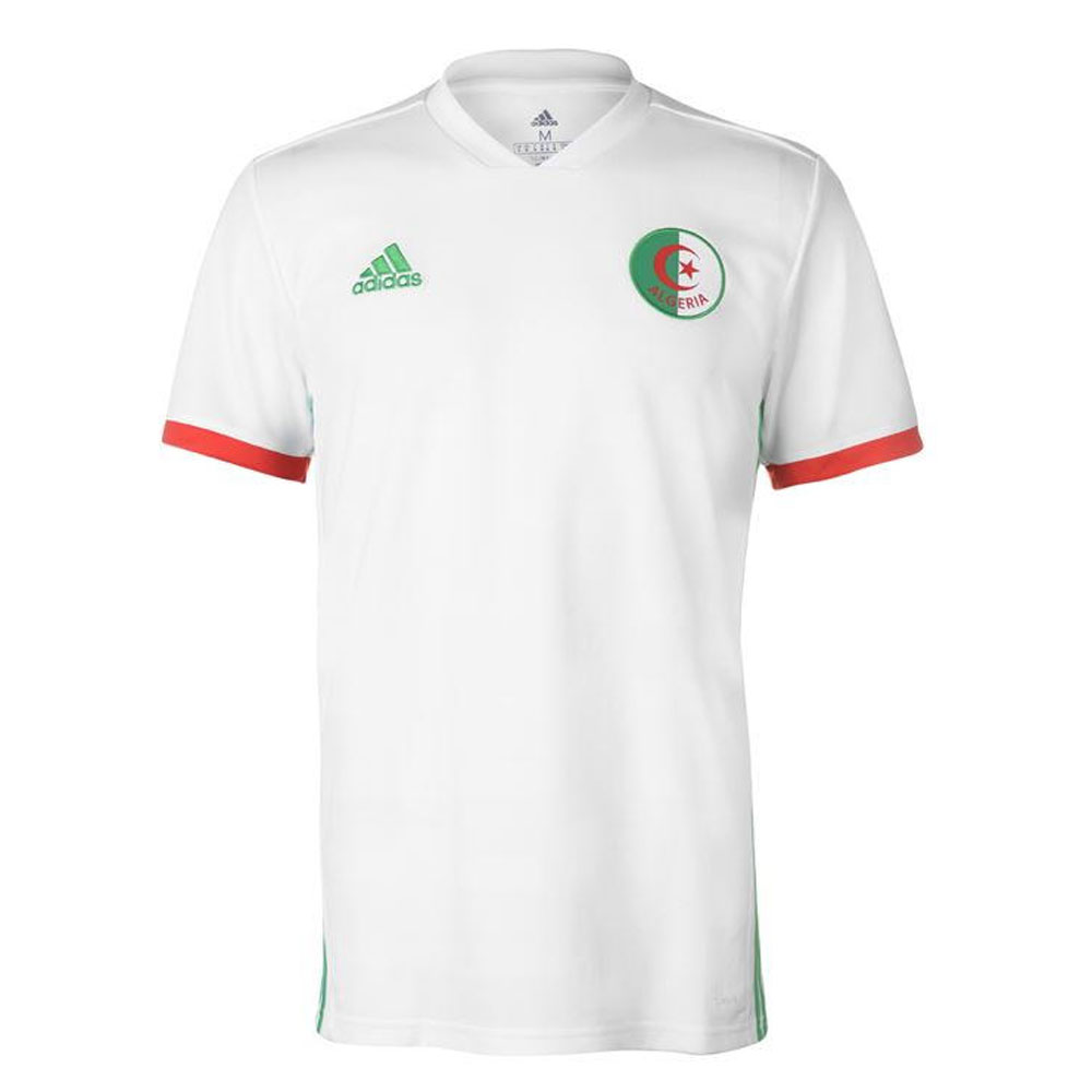 467857a3458 2018-2019 Algeria Home Adidas Football Shirt  BQ4519  - Uksoccershop