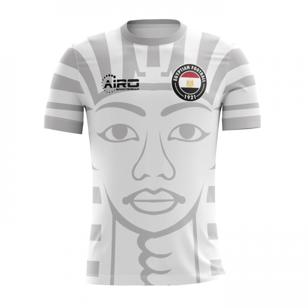 999b2b163 2018-2019 Egypt Away Concept Football Shirt (Kids)  EGYPTAKIDS  -  Uksoccershop