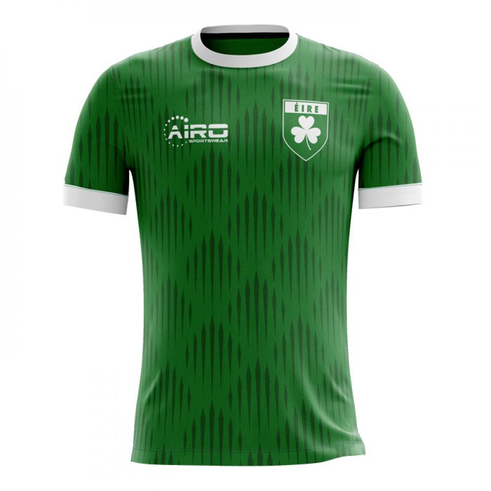 Airosportswear 2020-2021 Hartlepool Home Concept Football Soccer T-Shirt Womens