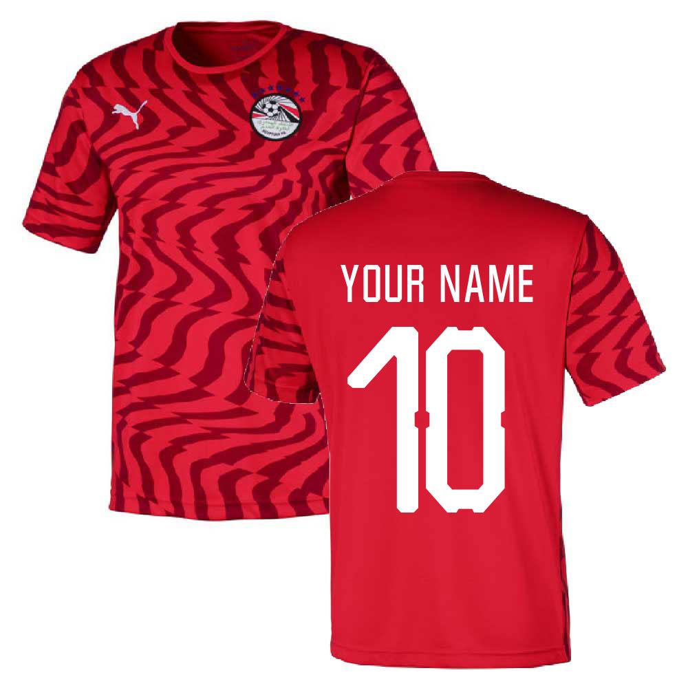 2019-2020 Egypt Home Puma Football Shirt (Your Name)