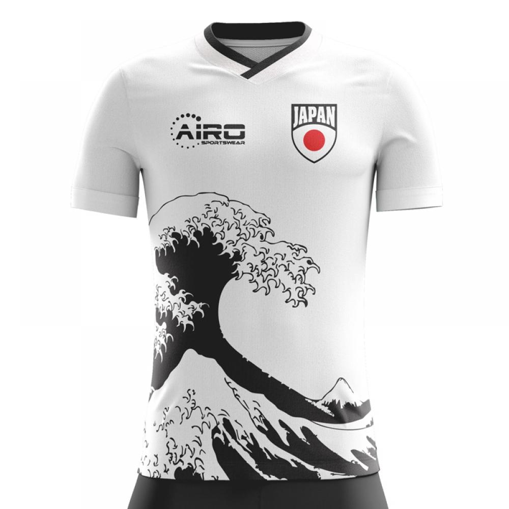5ea19c9a6c5 2018-2019 Japan Away Concept Football Shirt  JAPANA  - Uksoccershop