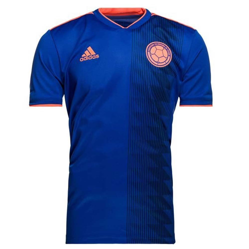 2018-2019 Colombia Away Adidas Football Shirt (Kids)