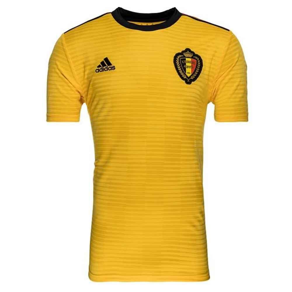 d57c41691 2018-2019 Belgium Away Adidas Football Shirt [BQ4536] - Uksoccershop