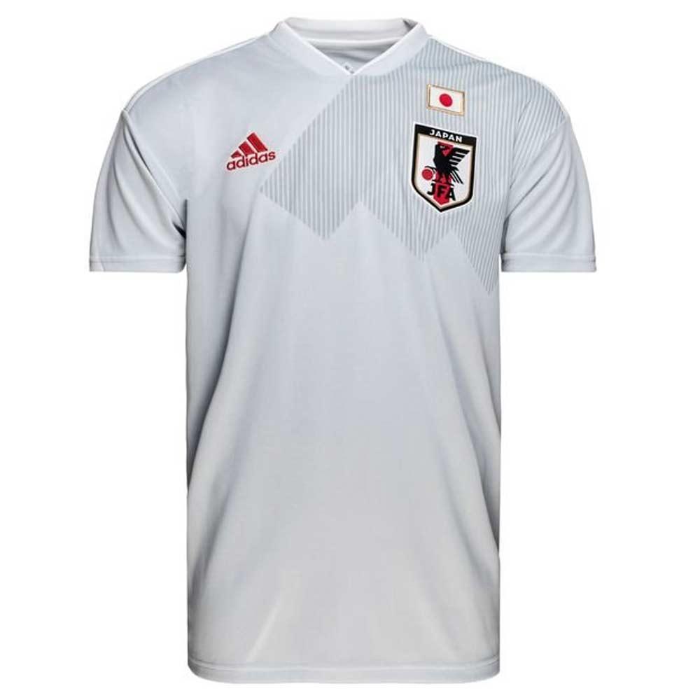 7a1795f1fd0 2018-2019 Japan Away Adidas Football Shirt  BR3627  - Uksoccershop