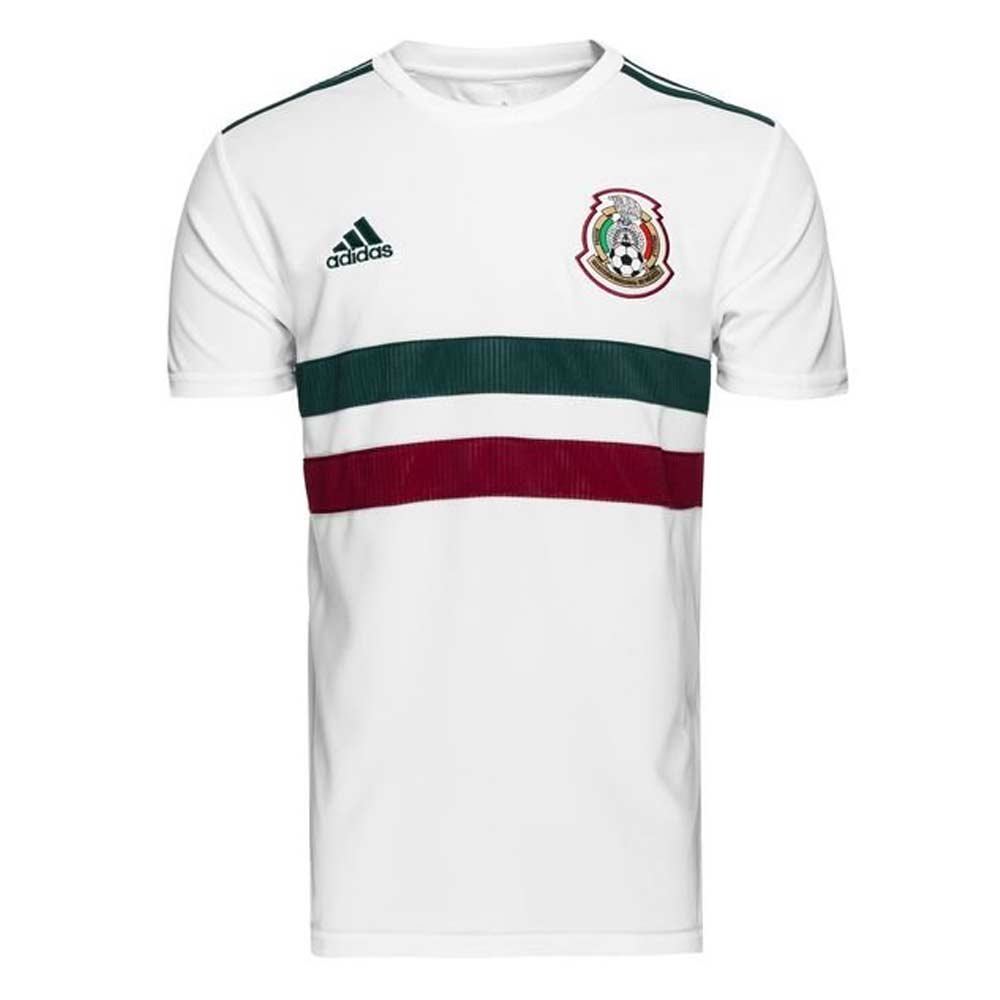 100% authentic 3ae86 d2549 2018-2019 Mexico Away Adidas Football Shirt (Kids)