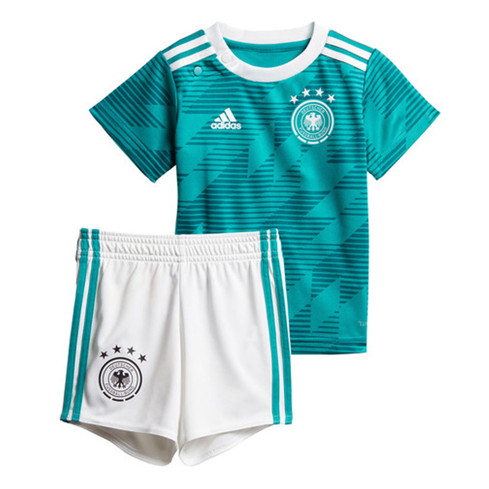 b7db2b16bd78 2018-2019 Germany Away Adidas Baby Kit