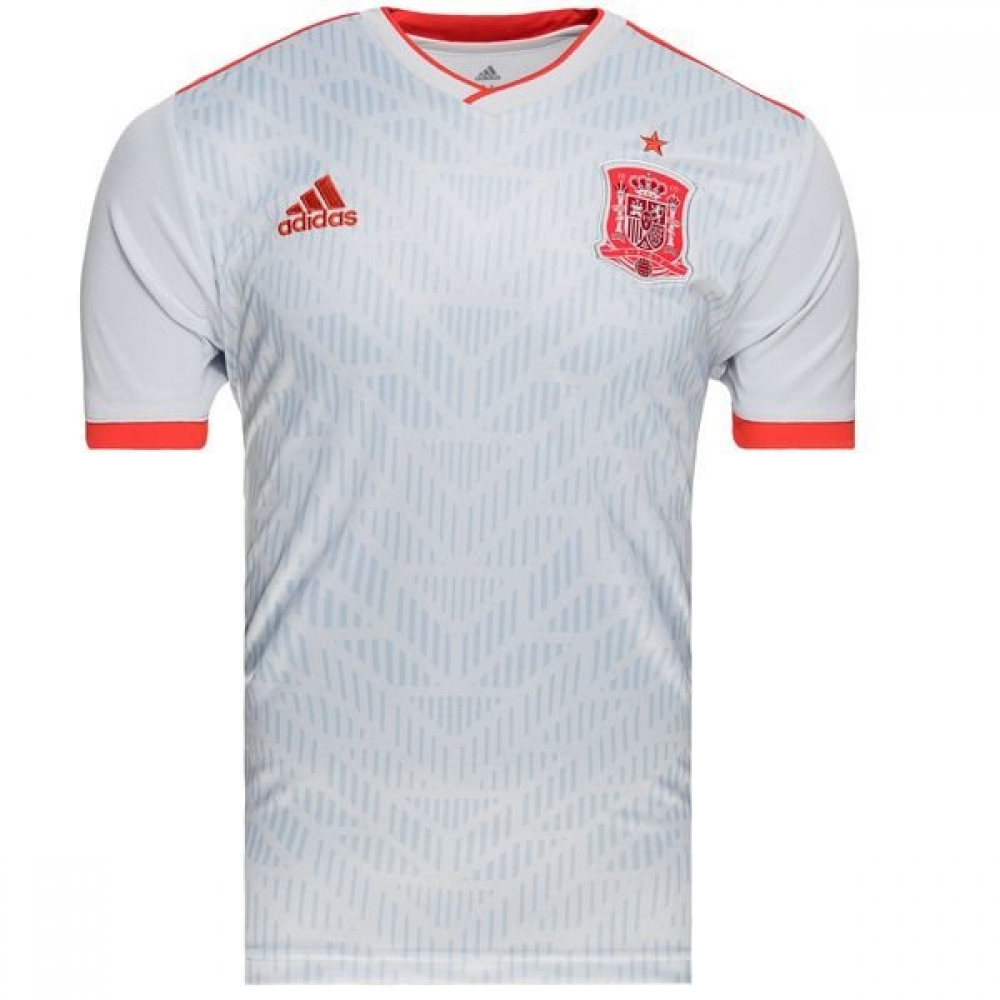 93cb1c797 2018-2019 Spain Away Adidas Football Shirt (Kids)  BR2694  - Uksoccershop