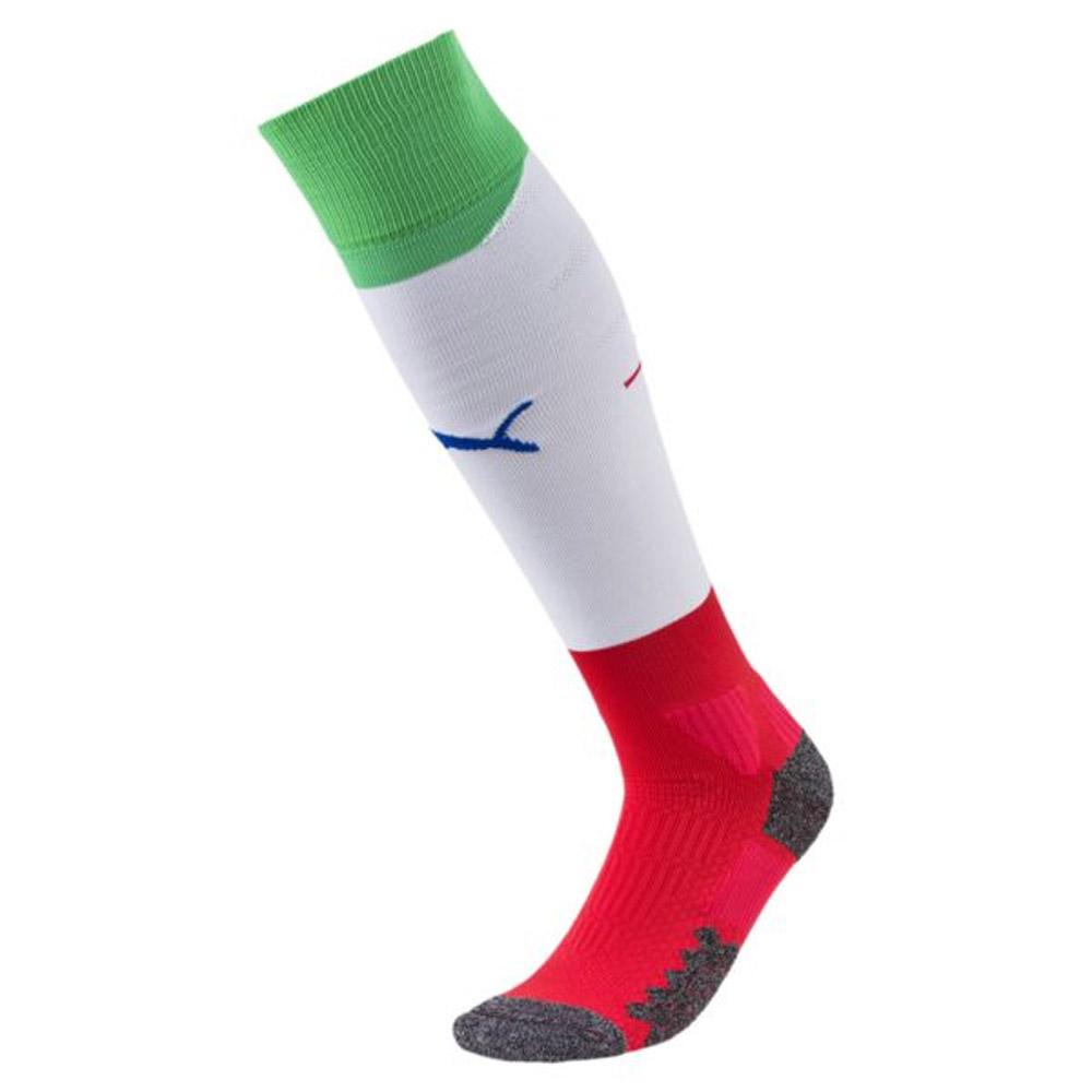 2018-2019 Italy Away Puma Football Socks (White)