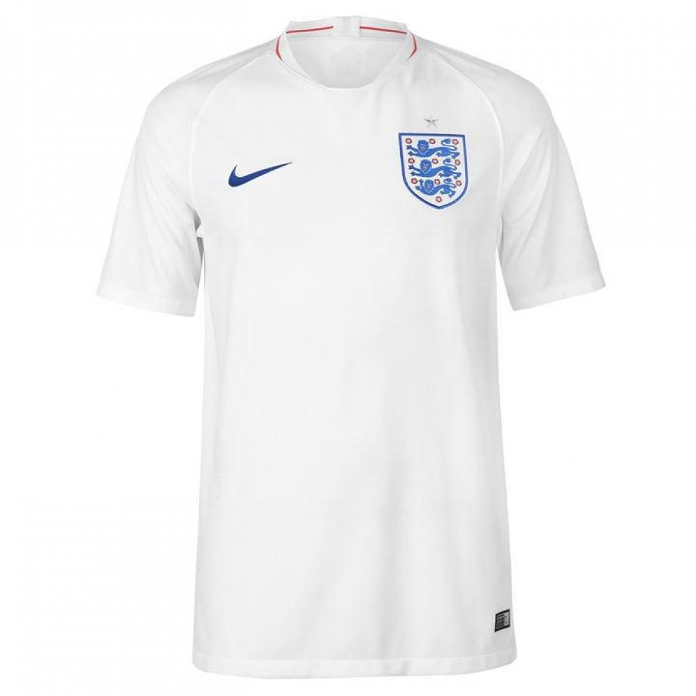 1fe919f0a8a9e4 2018-2019 England Home Nike Football Shirt  893868-100  - Uksoccershop