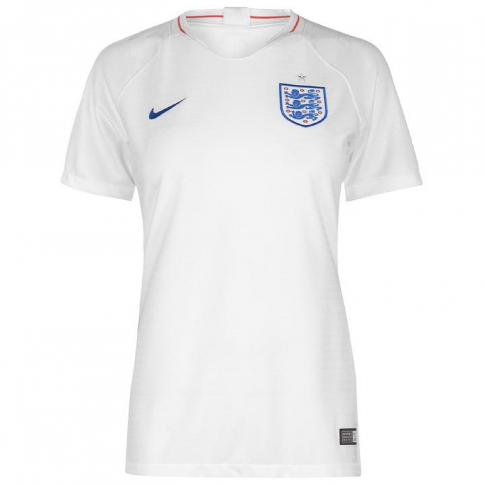 2018-2019 England Home Nike Womens Shirt
