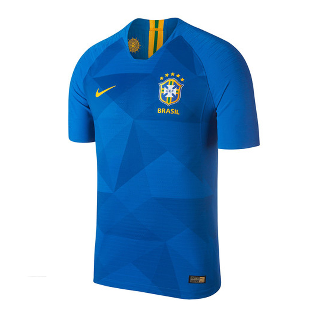 2018-2019 Brazil Away Nike Vapor Match Shirt