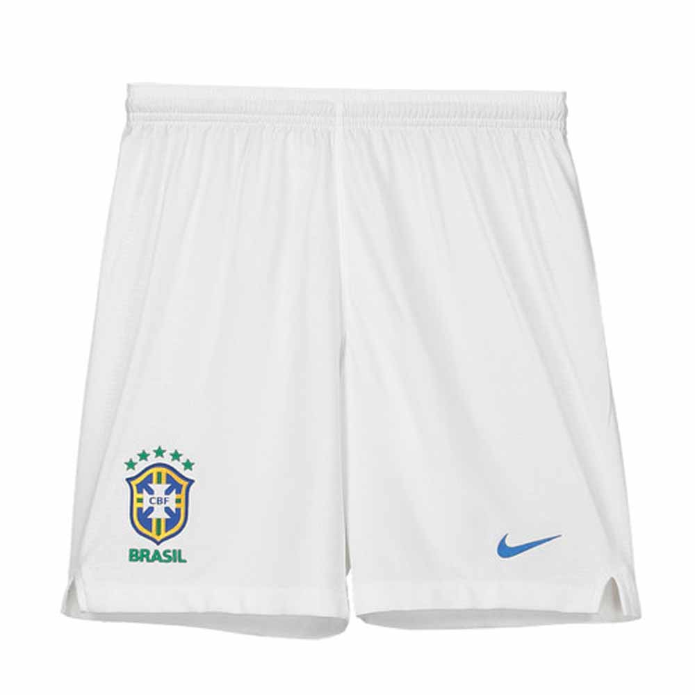 Shorts Nike Brazil away 2018 kids