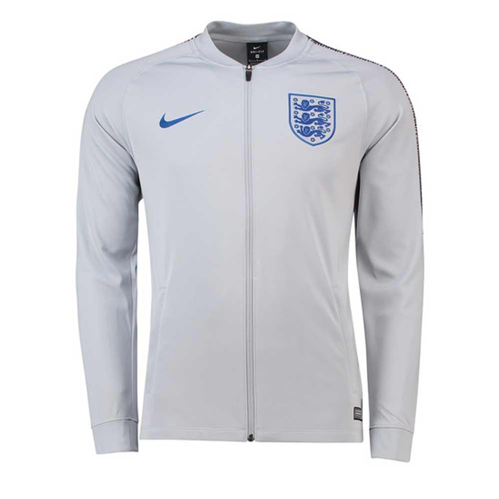 2018 2019 England Nike Squad Track Jacket (Grey)