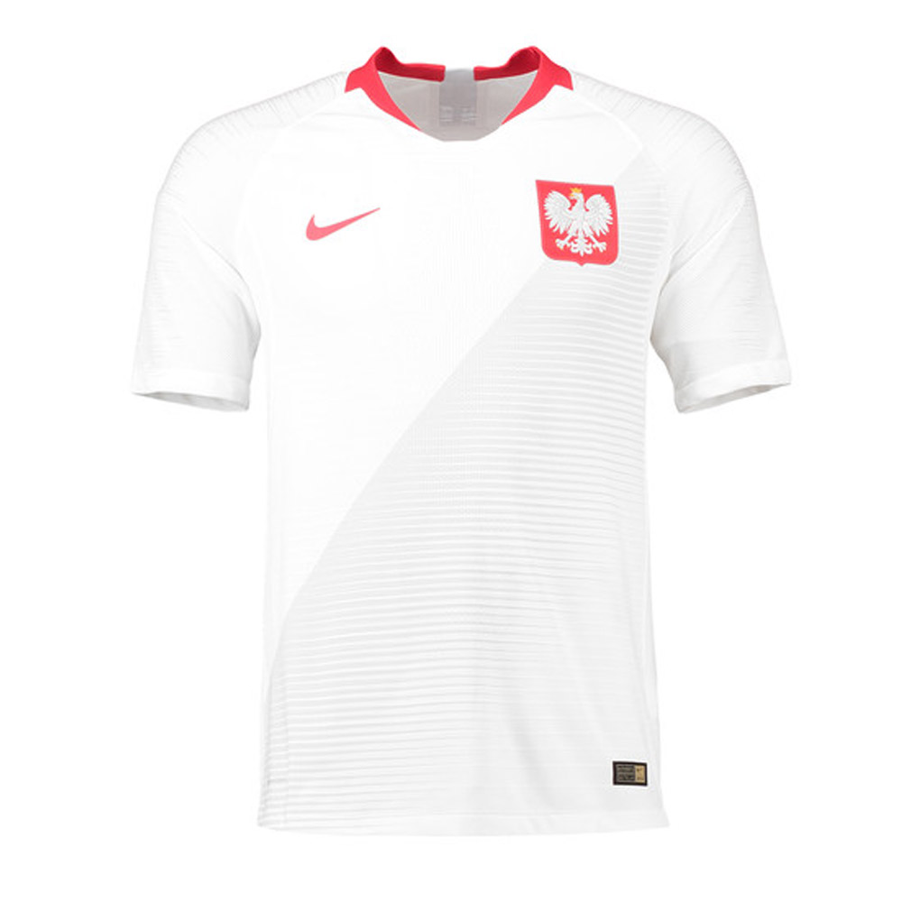 2018-2019 Poland Home Nike Vapor Match Shirt