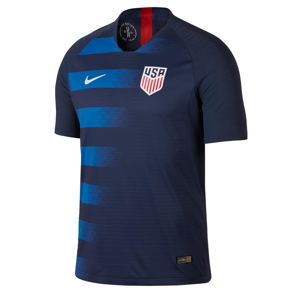 64228d919 2018-2019 USA Away Football Shirt  893901-410  - Uksoccershop
