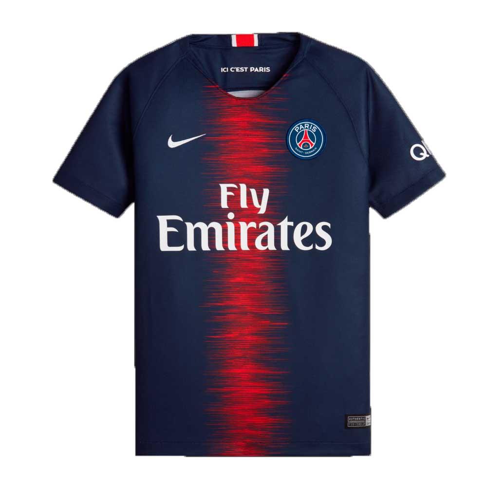 8e91348f3 2018-2019 PSG Home Nike Shirt (Kids)  894460-411  - Uksoccershop