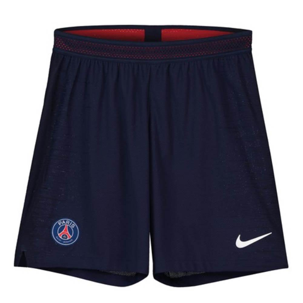2018-2019 PSG Home Nike Vapor Match Shorts (Navy)