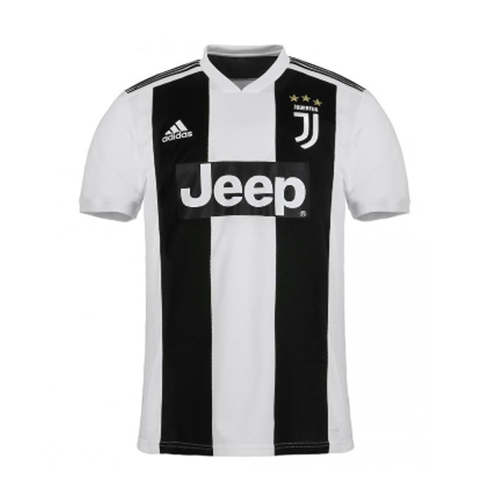 sale retailer a77a3 add69 2018-2019 Juventus Adidas Home Shirt (Kids)
