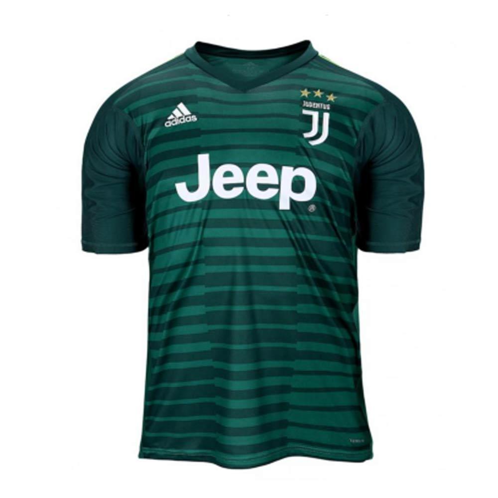 c91c32450 2018-2019 Juventus Home Adidas Goalkeeper Shirt  CF3490  - Uksoccershop