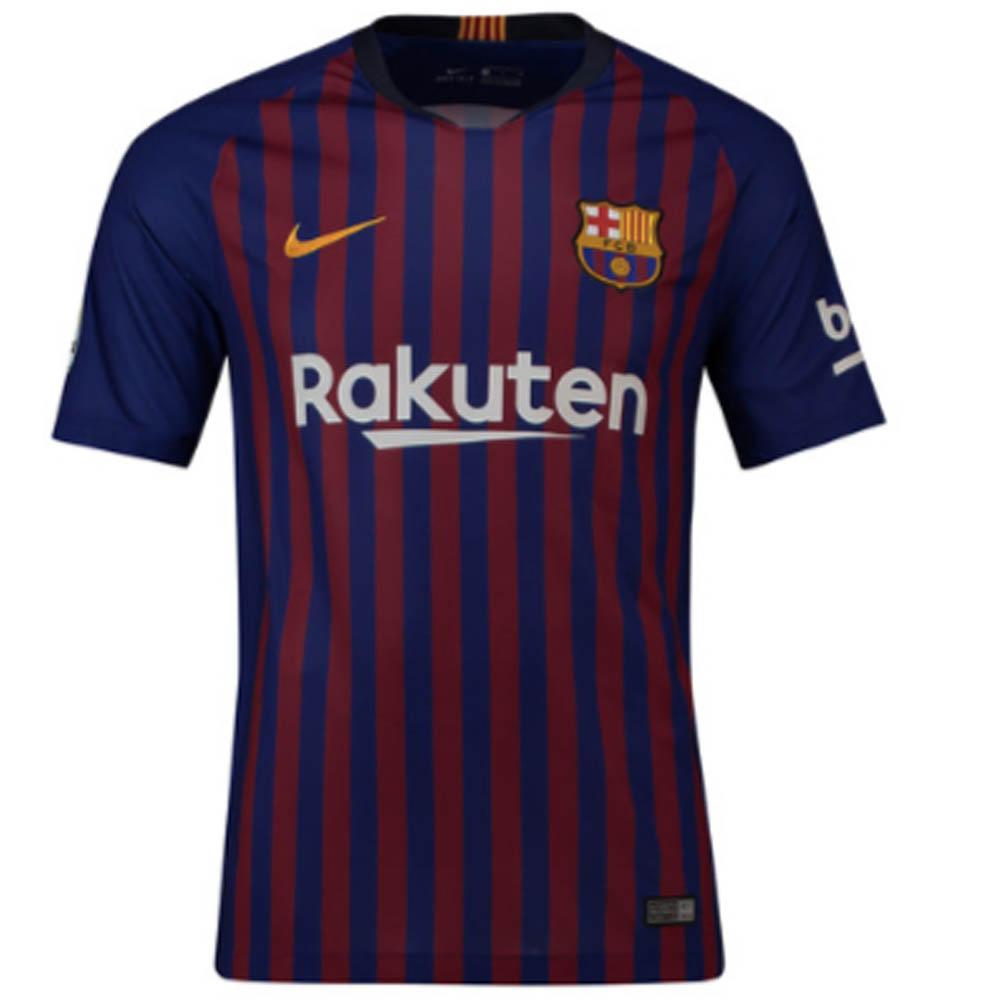 uk availability 37a8c ef695 2018-2019 Barcelona Home Nike Football Shirt