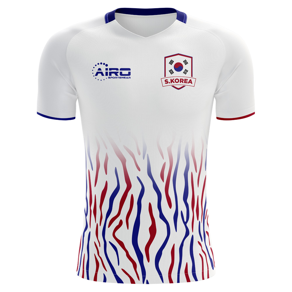 80fc9da80 2018-2019 South Korea Away Concept Football Shirt  SOUTHKOREAA  -  Uksoccershop