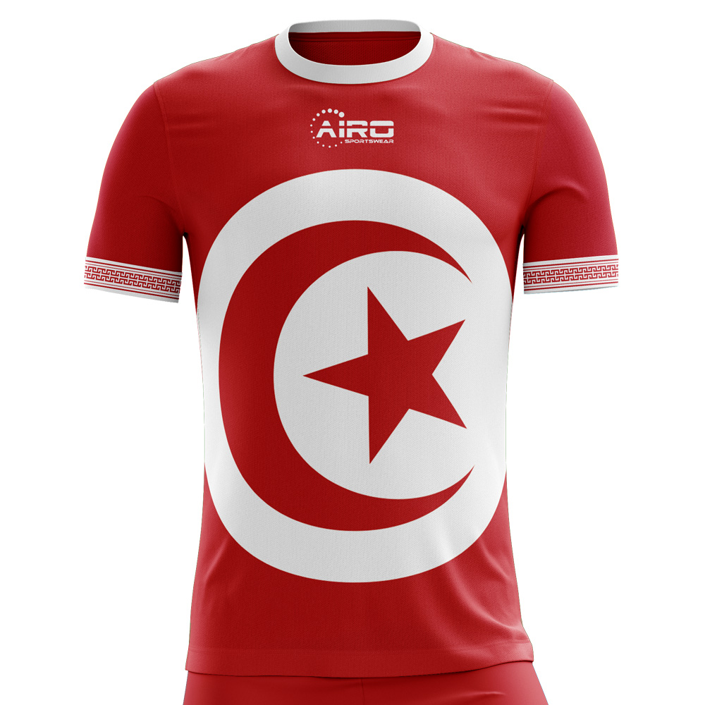 Click to view product details and reviews for 2020 2021 Tunisia Away Concept Football Shirt Kids.