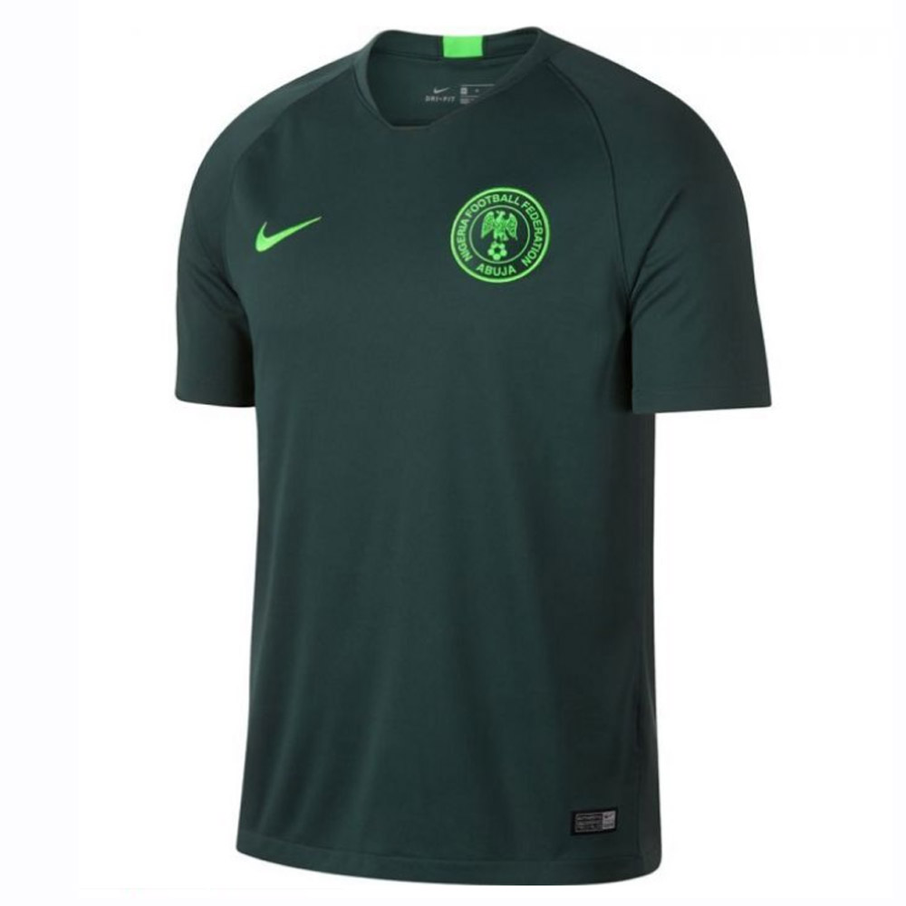 2018-2019 Nigeria Away Nike Football Shirt