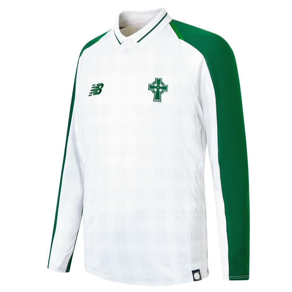 newest collection aa90c a1c87 2018-2019 Celtic Away Long Sleeve Shirt (Kids)