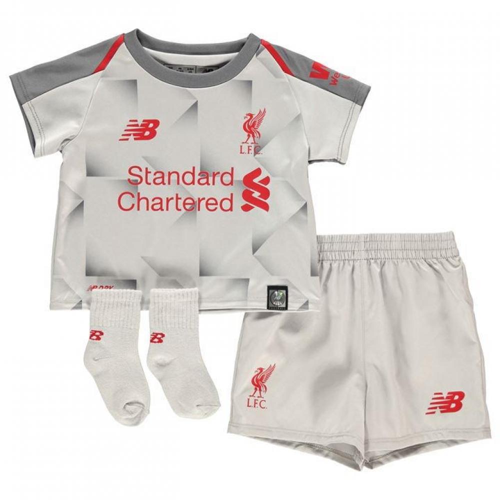 best service c8bf2 e4620 2018-2019 Liverpool Third Baby Kit