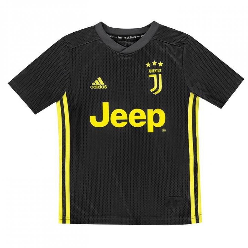 12aa06c66 2018-2019 Juventus Adidas Third Shirt (Kids)  DP0453  - Uksoccershop