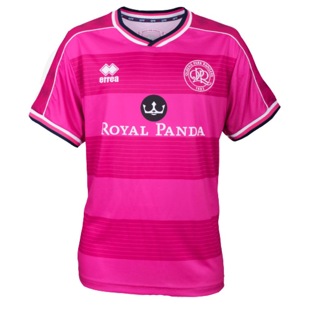 dc675c92 Errea Queens Park Rangers Mens SS Away Shirt 2018/19 | FOOTY.COM