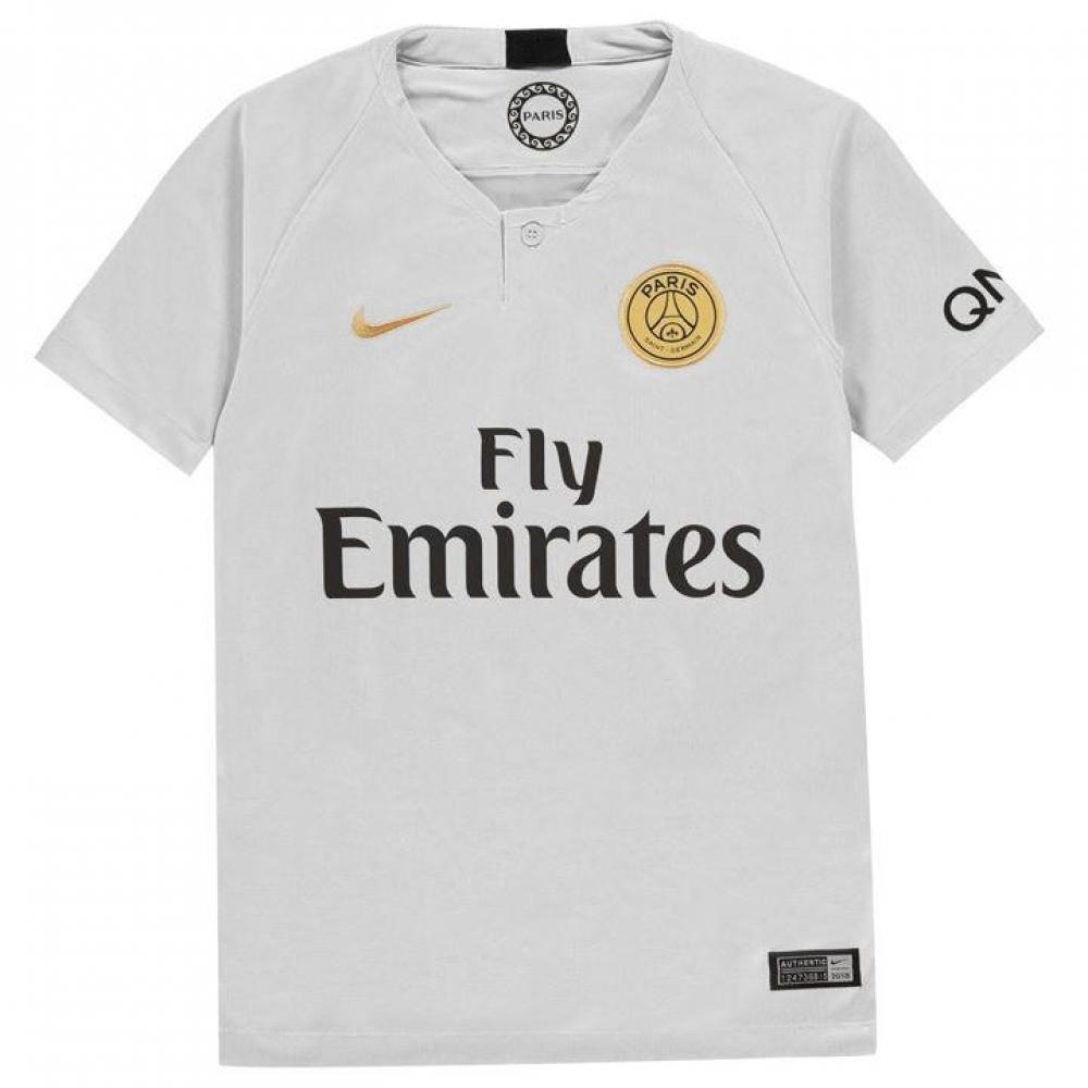 ceaa23ab3b8 Nike Paris Saint Germain Kids SS Away Shirt 2018 19