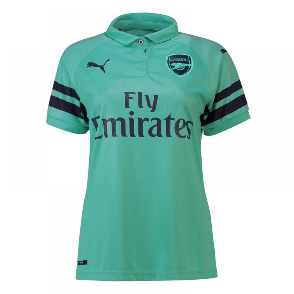 size 40 f934e e4732 2018-2019 Arsenal Puma Third Ladies Shirt
