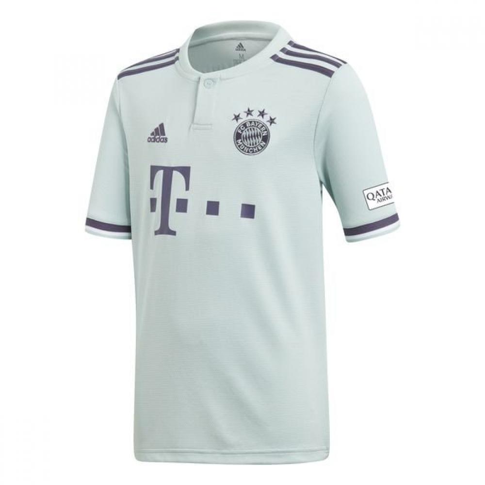 half off 1c9e4 405a3 2018-2019 Bayern Munich Adidas Away Football Shirt