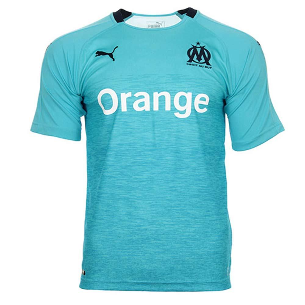 timeless design 47885 242b9 2018-2019 Olympique Marseille Puma Third Football Shirt