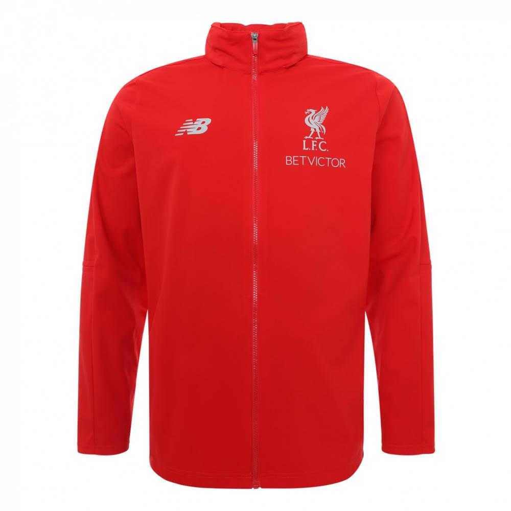 0d2e8d2e9 2018-2019 Liverpool Mens Precision Rain Jacket (Red)  MJ831024RCR  -  Uksoccershop
