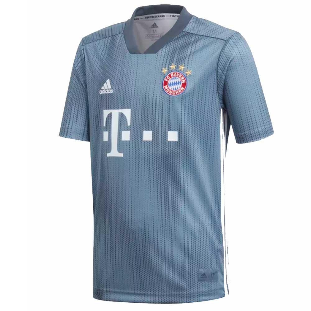 huge selection of 909d1 f0845 2018-2019 Bayern Munich Adidas Third Shirt (Kids)