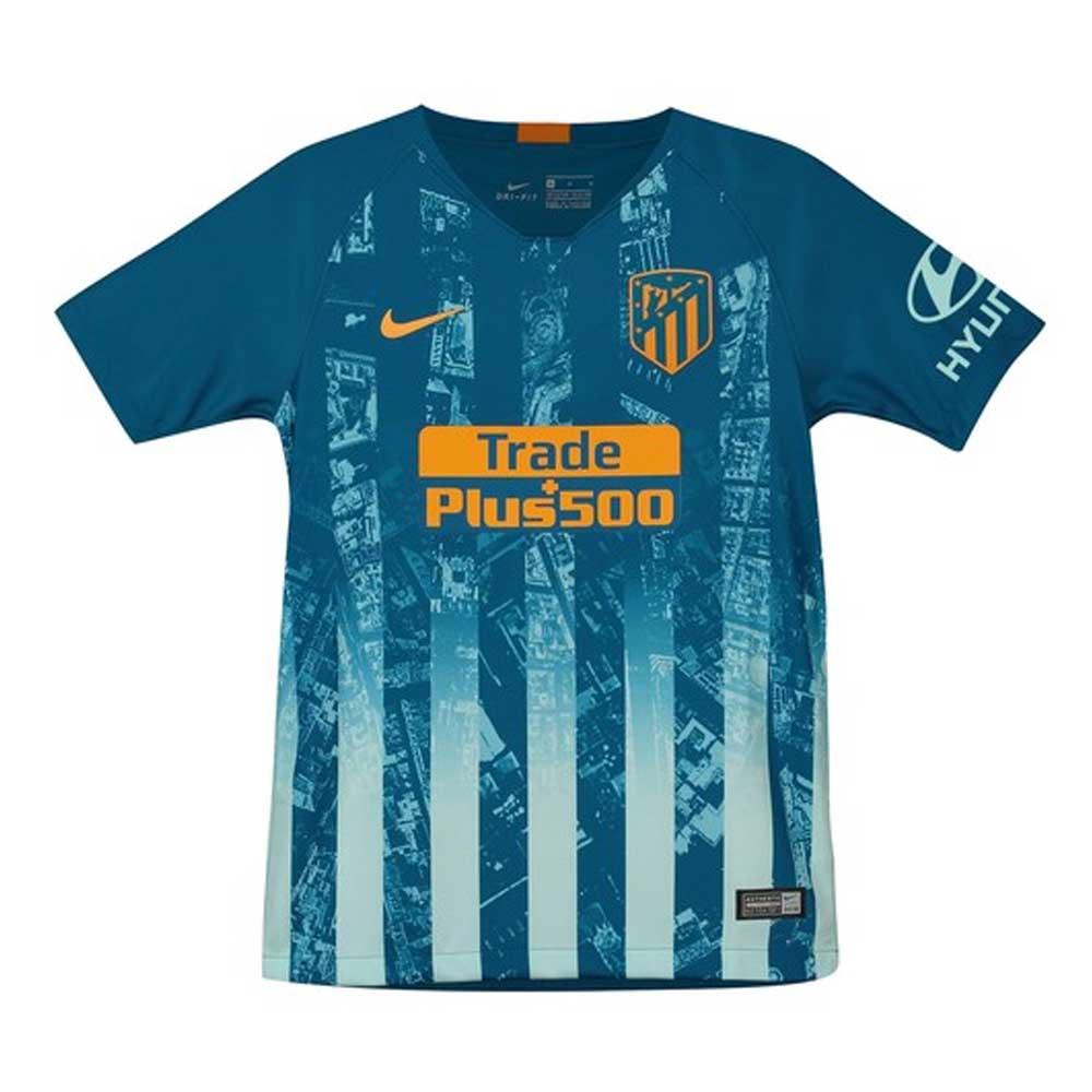9848603d30a 2018-2019 Atletico Madrid Third Nike Shirt (Kids) [919228-302] -  Uksoccershop
