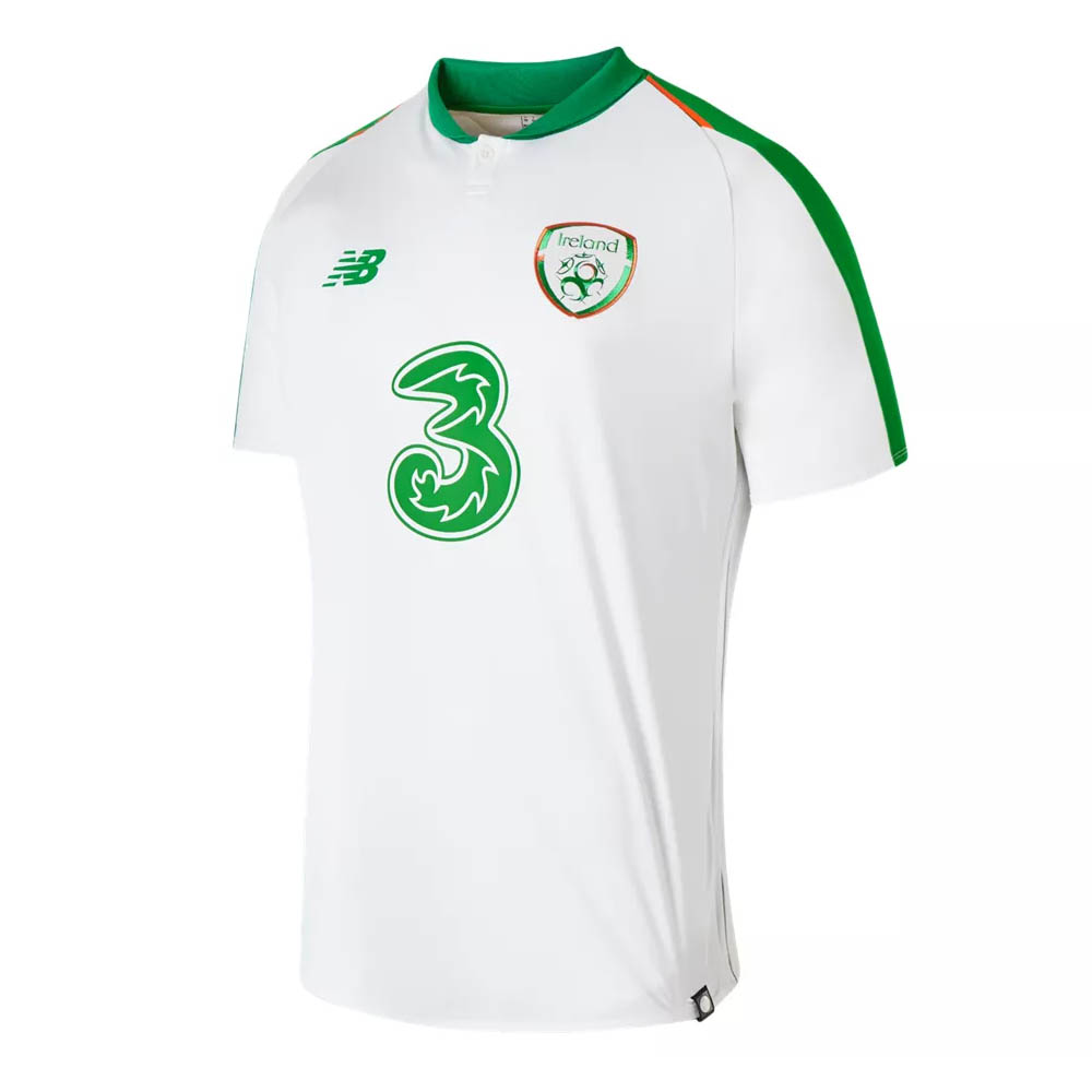 2018-2019 Ireland New Balance Away Shirt