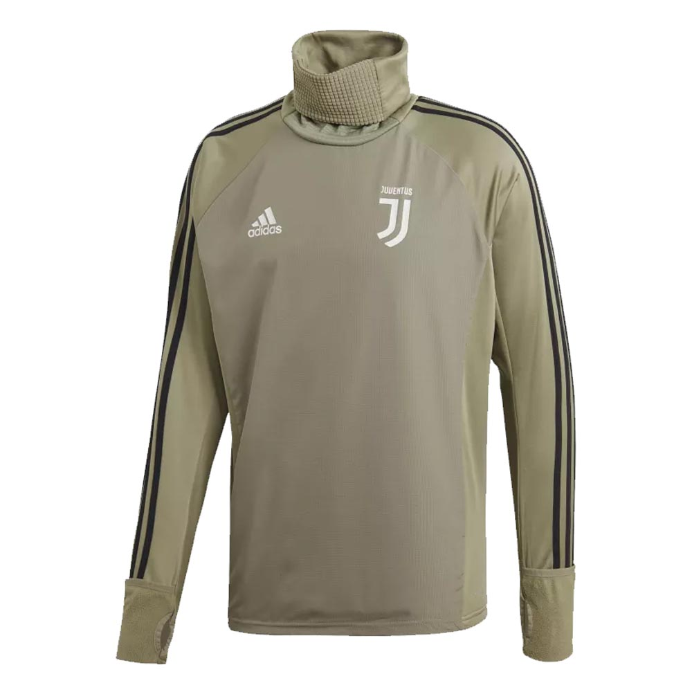 1be53c698c3 2018-2019 Juventus Adidas Warm Top (Clay) [CW8718] - Uksoccershop