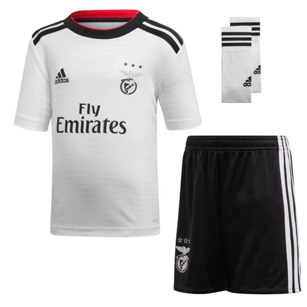 quality design 1634a ba057 2018-2019 Benfica Adidas Away Mini Kit