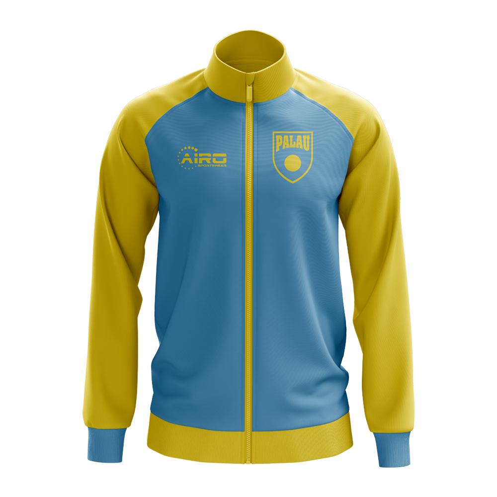 palau concept football track jacket (sky)