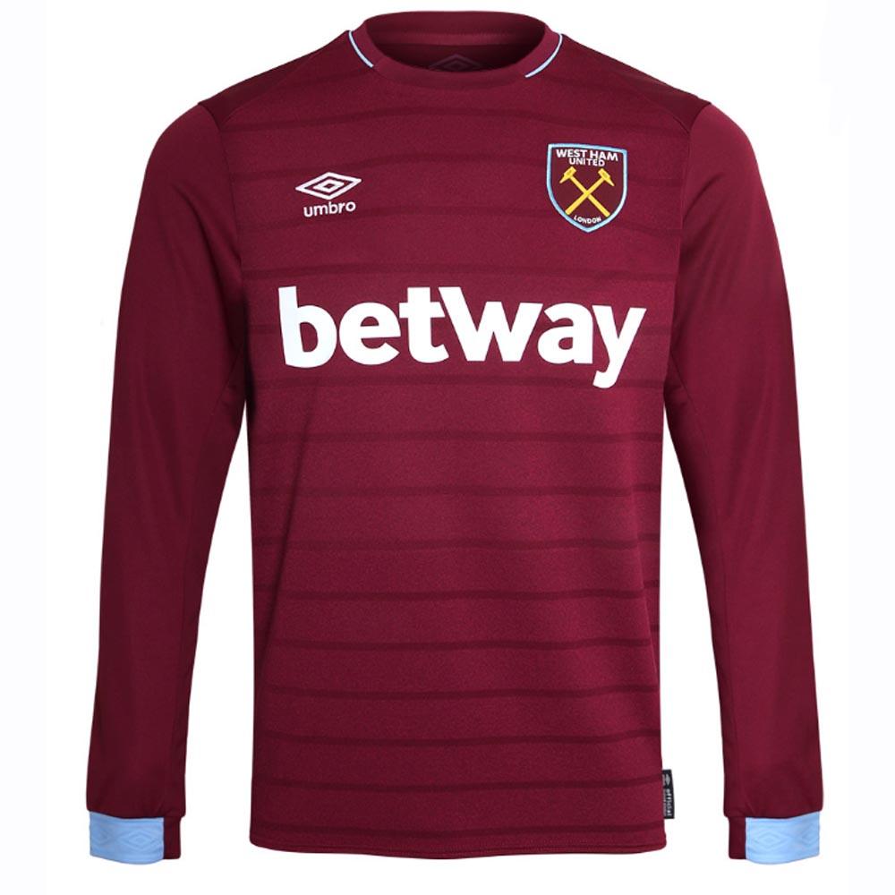 West Ham United Football Kits  17dba6e63