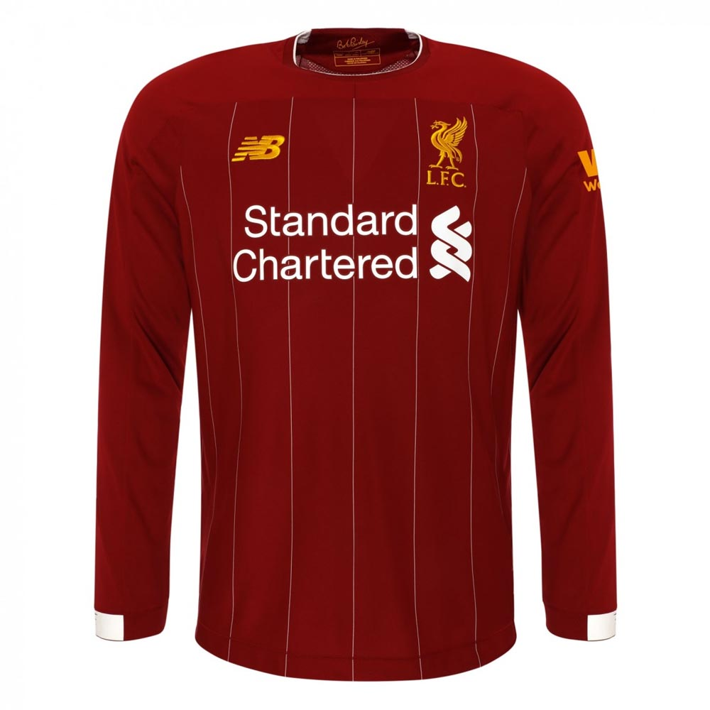 e4e87fe8017 Liverpool Football Kits