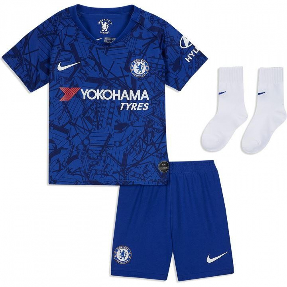 online store acc33 86dce 2019-2020 Chelsea Home Nike Baby Kit