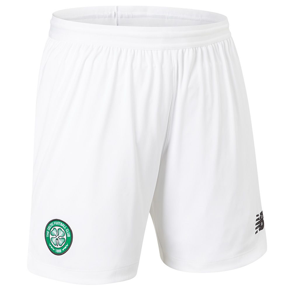 2019-2020 Celtic Home Shorts (White)
