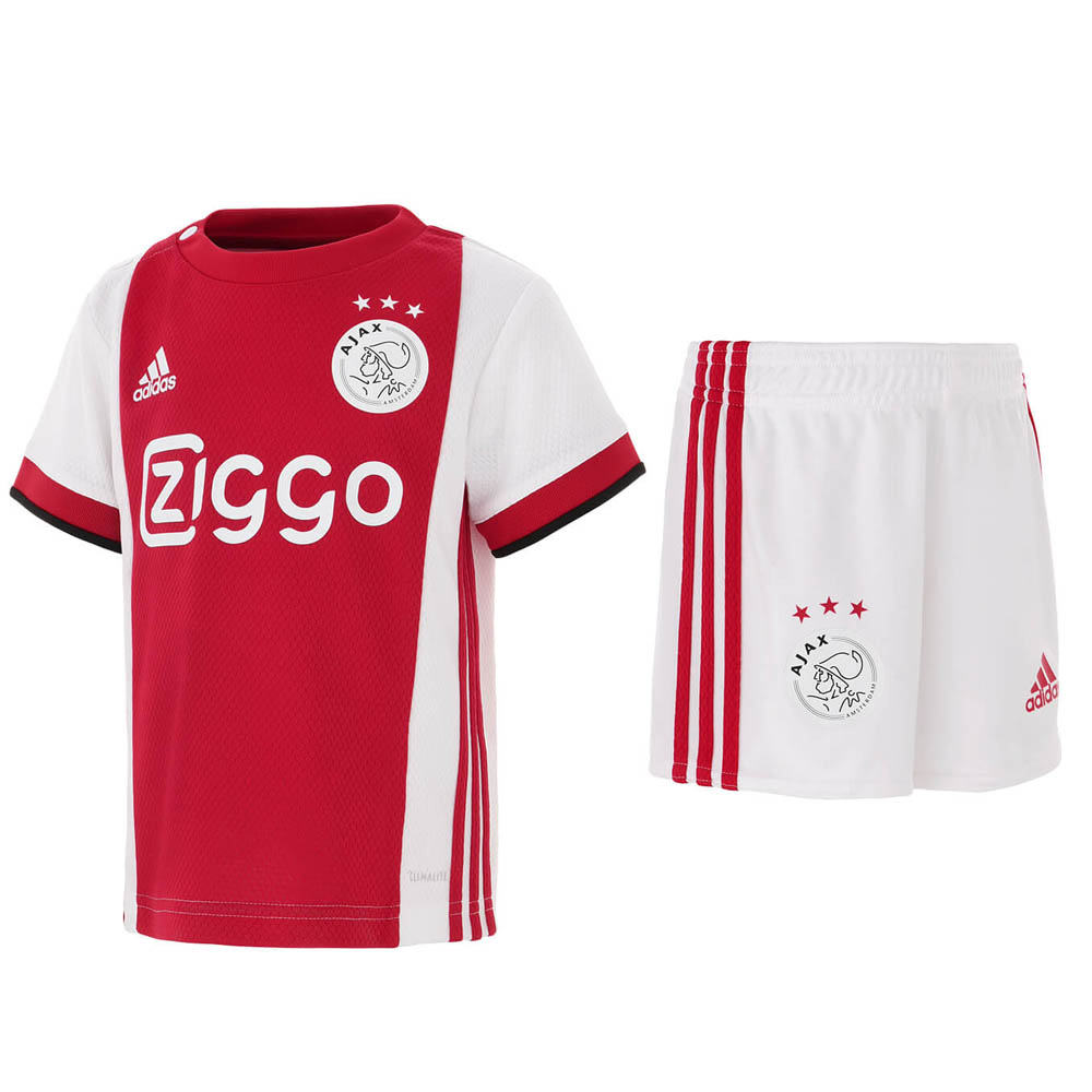 size 40 9e789 c1c8a 2019-2020 Ajax Adidas Home Baby Kit
