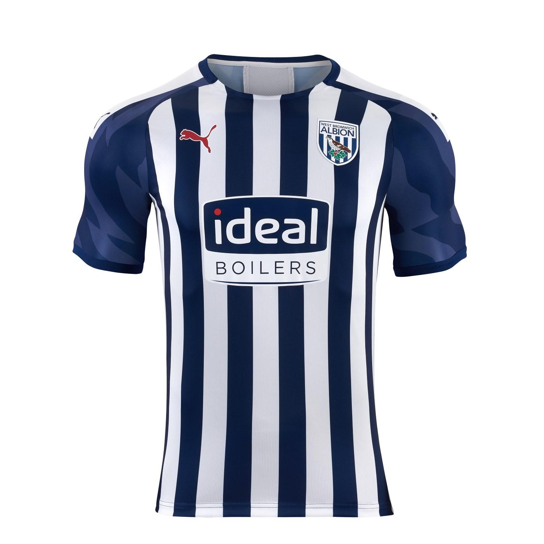 067caf44b2c West Brom Football Kits
