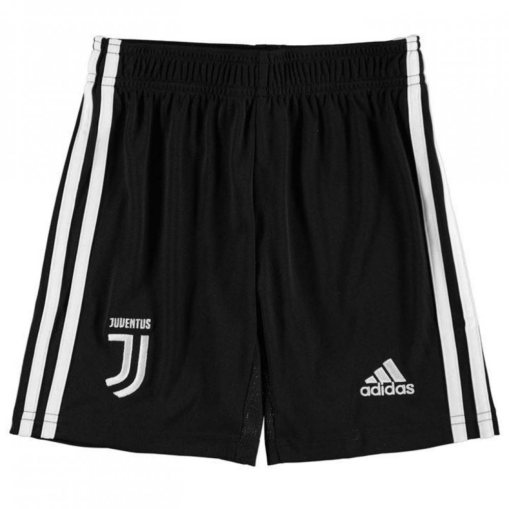 2019-2020 Juventus Adidas Home Shorts (Kids)